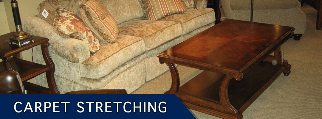 carpet stretching service for living room carpet